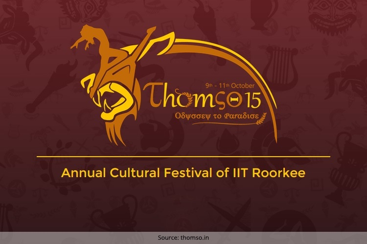 IIT Roorkee Thomso Event