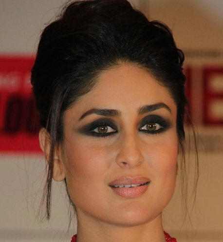 kareena-kapoor smokey eye makeup