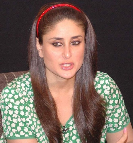 Kareena wearing headbands