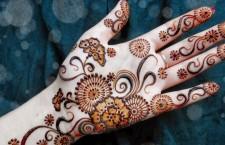 karva chauth special mehndi designs