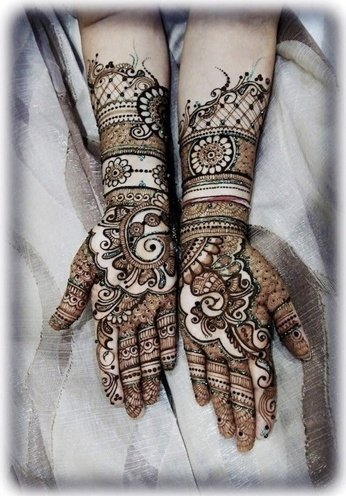 karva chauth special mehndi designs for womens