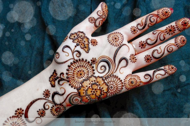 Mehndi Designs Please : Beautiful mehendi designs for your hands u body art guru