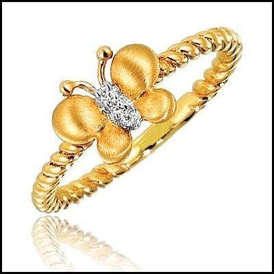 Kids diamond jewelry