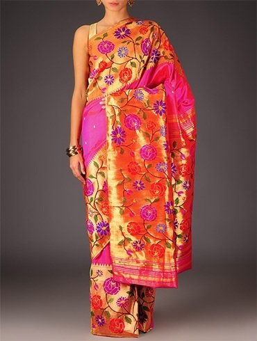 Latest paithani saree designs