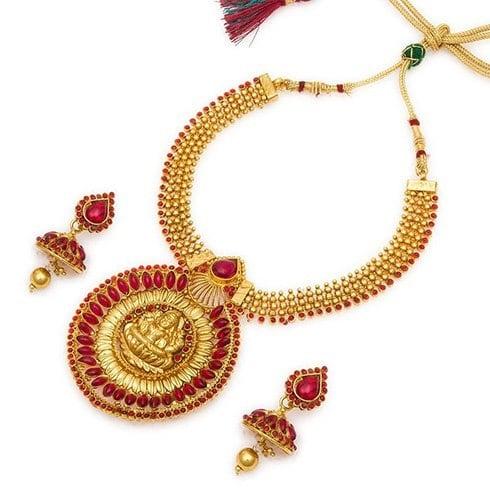 Marketing of Temple Jewellery