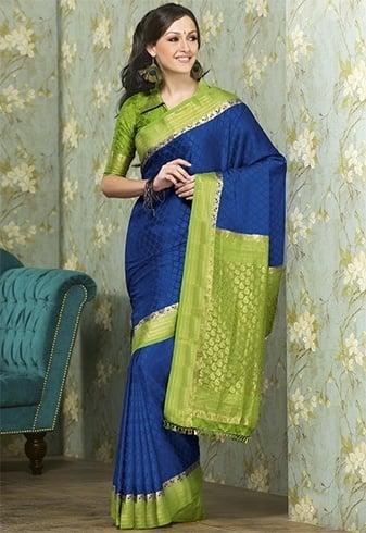 Mysore saree