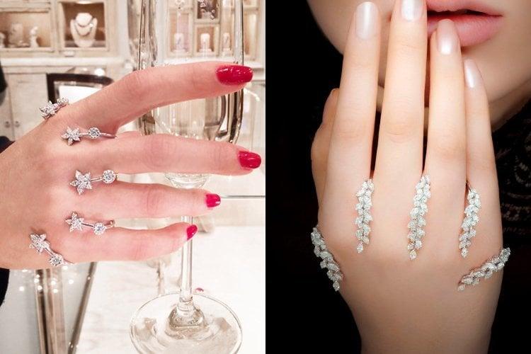 Palm Cuff Jewelry
