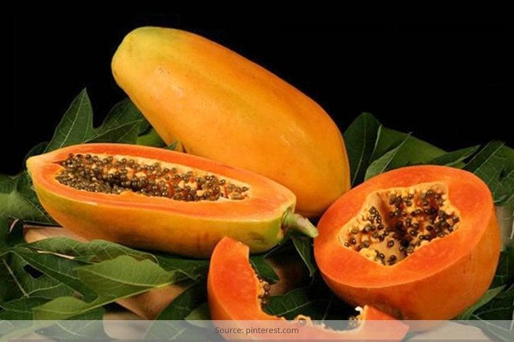 papaya for hair treatment
