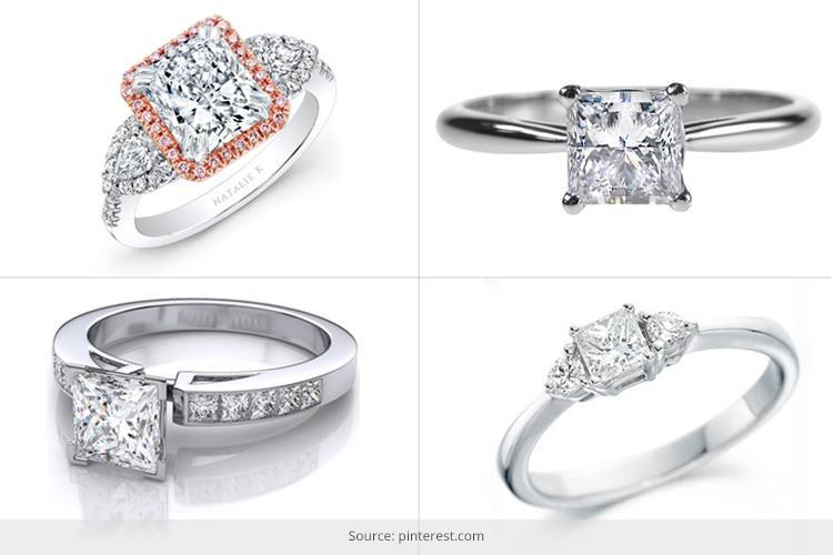 Which Way Round To Wear Engagement And Wedding Ring