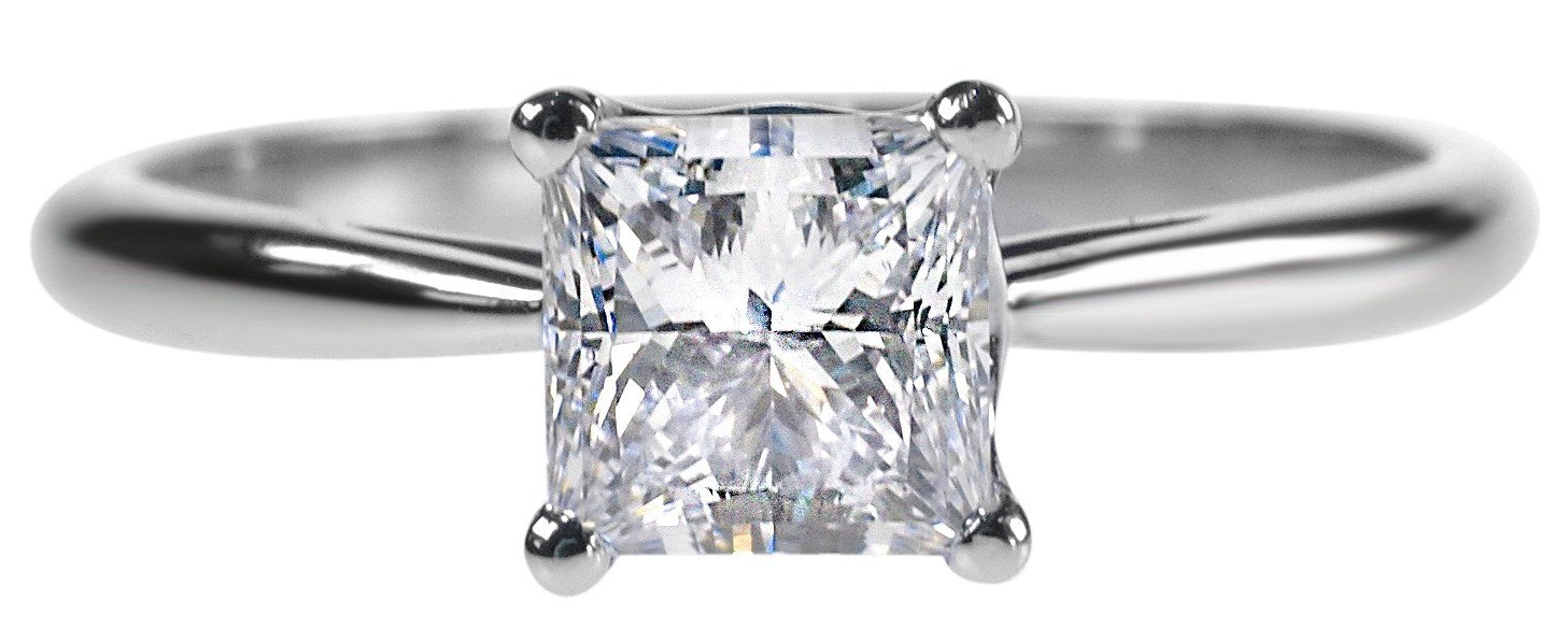 So How Do You Want To Wear The Princess Cut Diamond