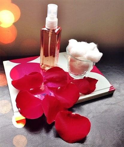 Rose water beauty secrets