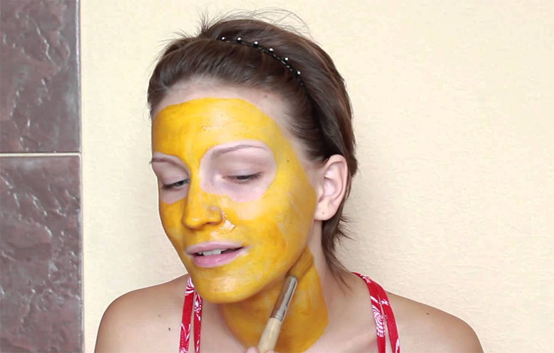 Saffron Facem Mask Recipe