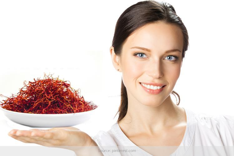 saffron for skin glow