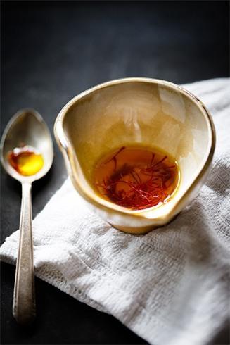 Saffron oil benefits