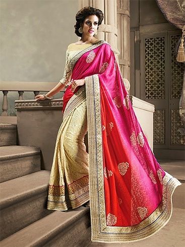 Sarees for Karva Chauth
