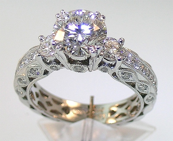 vintage wedding rings for women 10 antique silver ring designs that has awesomeness 8332