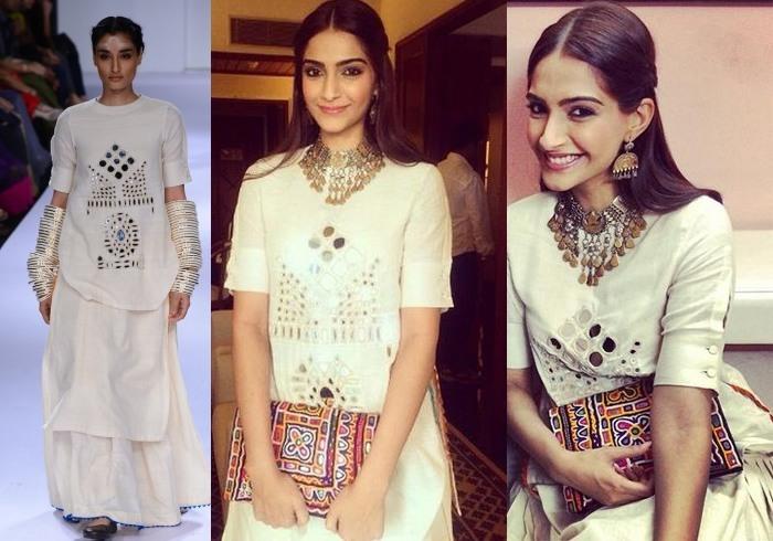 Snam Kapoor fashion style