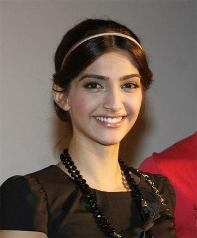 Sonam Kapoor headbands