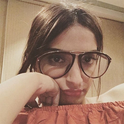 7 Pictures From Sonam Kapoor S Instagram Roll That We Love
