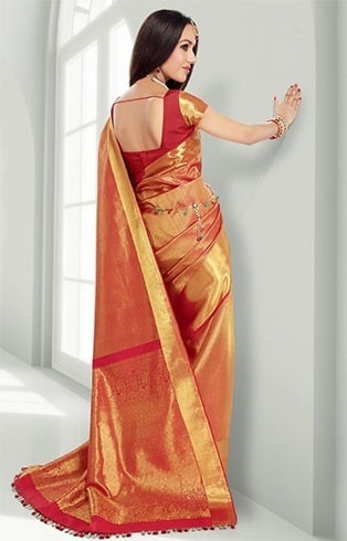 South Indian bridal sarees collection