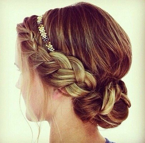 gorgeous braided hairstyles for teens and young adults