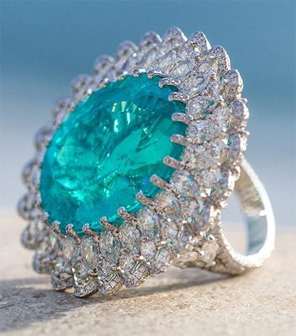 Top gemstone engagement rings
