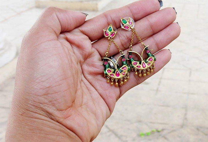 Traditional Assamese Jewellery Designs
