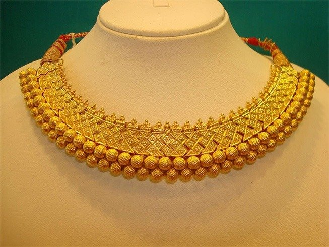 Traditional maharashtrian jewellery