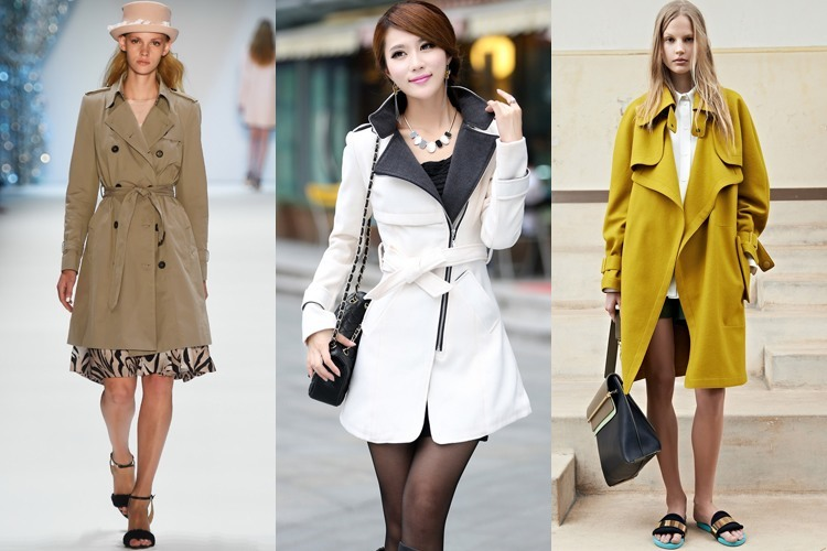Trench Coat Styles For Women