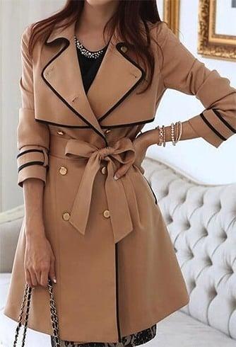 Trench coat women