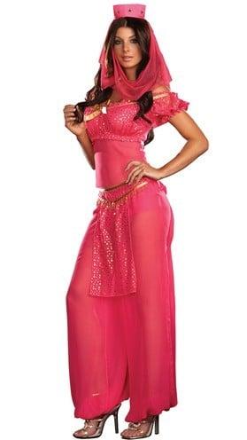 tribal Halloween costume for womens