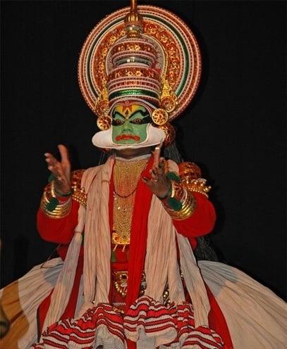 tribal Halloween headgear