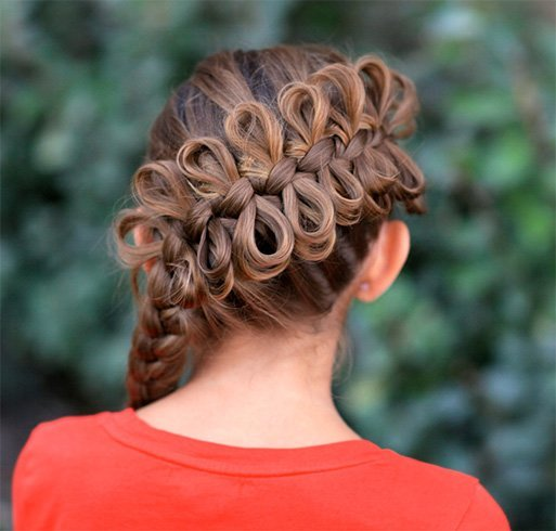 different styles of braided hair gorgeous braided hairstyles for and adults 7417