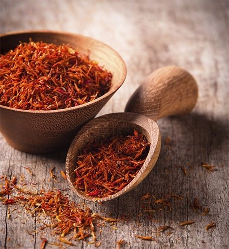 Uses of saffron