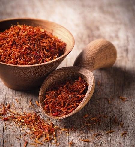 Uses of saffron