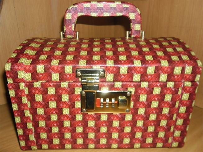 Vanity Box Cum Bangle Box