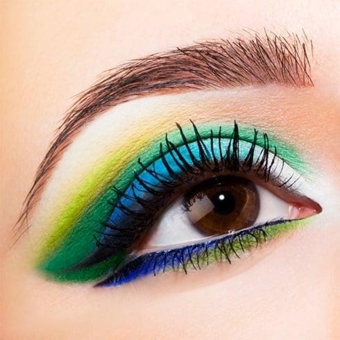 22 Augen Make-up-Ideen für braune Augen