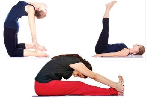 Von Yoga für Wohlbefinden gehört? Jetzt versuchen Sie Yoga für Haarausfall