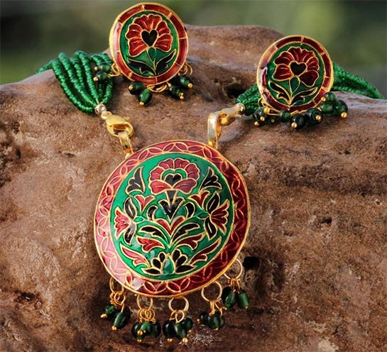 Best Rajasthani Jewellery Design