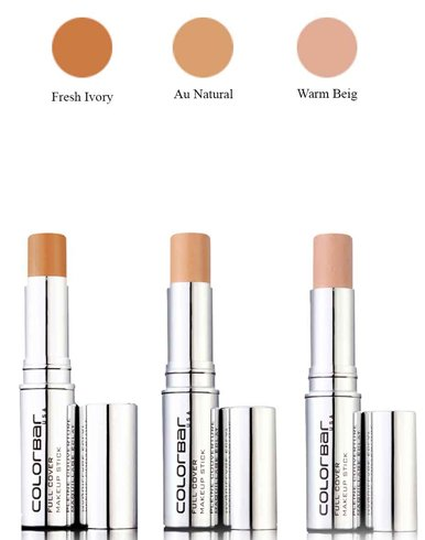 Colorbar Full Cover Makeup Stick.