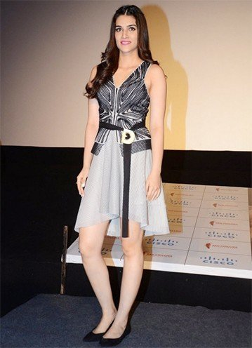 Kriti Sanon S Fashion And Style Are Forces To Be Reckoned