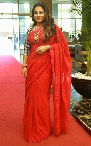 Vidya Balan at the Ficci Ladies Organisation