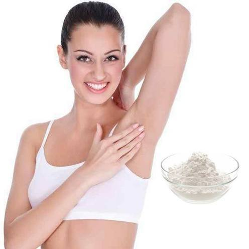 baking soda scrub for underarms