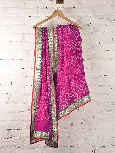 Bandhani saree collection