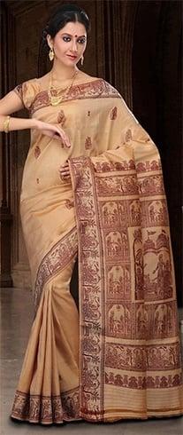 Bengali saree design