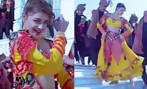 SABSE BADA KHILADI movie - Bholi Bhali Ladki Lyrics