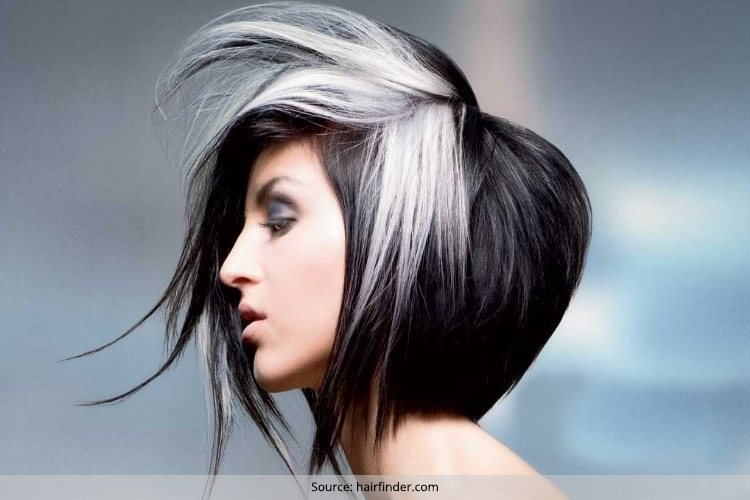 15 Black And White Hairstyles - Are You A Fan Of The Salt And Pepper ...