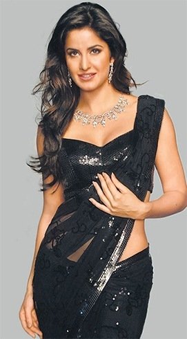 Black Saree Designs