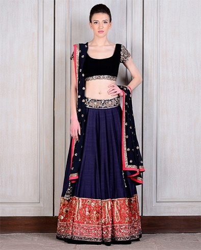 Bridal Lehenga By Manish Malhotra