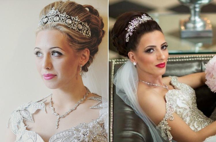 bridal swarovski jewelry